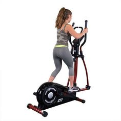 It's perfect for providing a non-impact cardio workout in a compact space. Easy to use and transportable - read on to discover more about this gem! Home Gym Equipment, No Equipment Workout, Elliptical Cross Trainer, Basal Metabolic Rate, Healthy Body Weight, Workout Essentials, You Fitness, Burn Calories, Upper Body