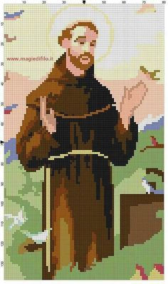 Arguably the most universally well known saint, St. Francis of Assisi, who bore the stigmata in his last yrs. St.Clare fashioned sandals with holes in the soles where his wounds were... Appreciate finding this.