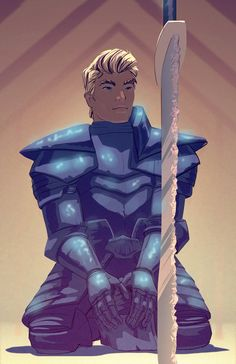 Adolin my precious bb honestly Character Concept, Character Art, Character Design, Fantasy Warrior, Fantasy Art, Brandon Sanderson Stormlight Archive, The Way Of Kings, The Kingkiller Chronicles, Sci Fi Art