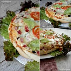 pizza saligari Vegetable Pizza, Quiche, Vegetables, Eat, Cooking, Breakfast, Food, Morning Coffee, Meal