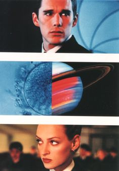 Gattaca. By no means the greatest film of all time...just my favorite.