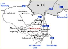 MEIEREI GAADEN - Jausenstation - Kaffee - Wein & Bier Pfaff, Map, Linz, Kaffee, Maps