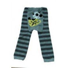 """Dotty Fish - Jambières en laine """"Grey Perfect Panda"""" pour bébés et jeunes enfants - 80cm/6-12 mois Dotty Fish, http://www.amazon.fr/dp/B00C2O6EYS/ref=cm_sw_r_pi_dp_GkSesb0M6QMYH"""