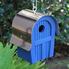 Bird House Kits Make Great Bird Houses Homemade Bird Houses, Bird Houses Diy, Wood Houses, Bird House Plans, Bird House Kits, Bird House Feeder, Bird Feeders, Bird Nests, Birds Of Prey