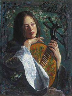 Il mondo di Mary Antony: George Tsui - Artista Art Brokerage