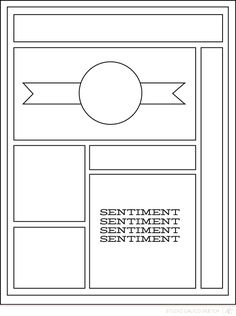 030214 Blog: Sunday Sketch I Jil - Scrapbooking Kits, Paper & Supplies, Ideas & More at StudioCalico.com!