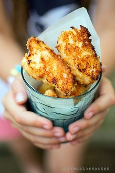 Grown up fish fingers with Tartar sauce - Get your Berg Air Fryer @ www.fralli.com                                                                                                                                                                                 More