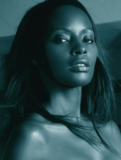 CR Fashion Book, INNER BEAUTY BY KIARA The supermodel on getting the glow inside and out...