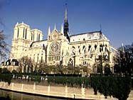 Notre-Dame Cathedral, Paris, France