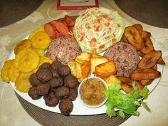 Comida Nicaragüense!
