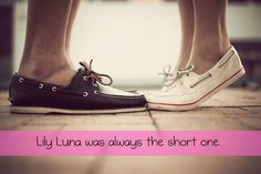 Lily Luna was always the short one. Made by: moonshoes-potter7