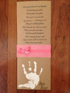 Cute Grandparents Day craft for little kids
