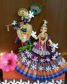 Image may contain: 1 person Radha Krishna Wallpaper, Radha Krishna Images, Radha Krishna Love, Hare Krishna, Om Namah Shivaya, Radha Kishan, Jai Shree Krishna, Radha Rani, Madhubani Art
