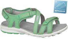 Sandały Zielone Ecco Cruise Baja Sandal 84155300254