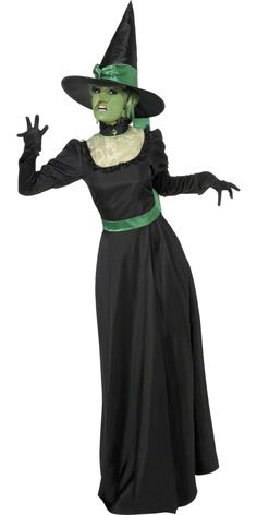 Wicked Witch Costume (33134) £23.99 #fancydress #costumes #halloween