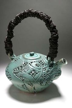 Unusual Teapots - love them!