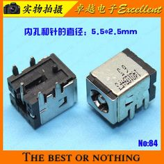 [Visit to Buy] #Advertisement Power DC IN Jack,DC Power Jack Connector for ASUS G73J G73JH G73JW G73SW A8S F8D A8N F8F8S A8SR A8HE Z99D 2.5mm