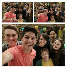 Last episode selfie