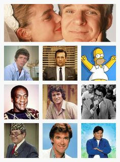Favorite Movie and TV Dads