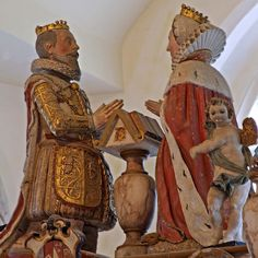 Rotherfield Greys @ Oxfordshire | Church of St. Nicholas: Knollys Memorial