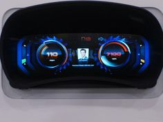 Nvidia shows how your car's displays could work