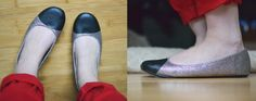 Plasti Dipped shoe by www.tatecreates.com