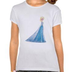 Elsa - Disney Frozen Kids T Shirt