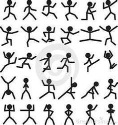 stick action figures