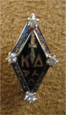 NPC Sorority Badges: diamonds