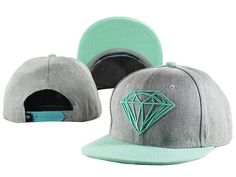 2016 Hot Sale Rvca Diamond LA NKS Cap Baseball Hip-Hop Snapback