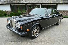 Rolls Royce Corniche 2 Door FHC