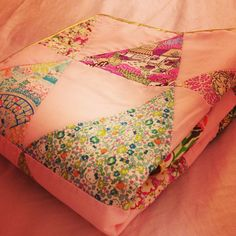 Hello kitty liberty of London quilt  small by sprklle47 on Etsy, $80.00