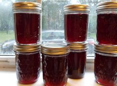 I love living in the country! We have wild muscadine grapes growing in the trees at my house. If only I could reach the very tip top but I got a lot for some homemade jelly! It was fun from start to finish!