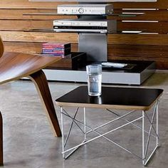 Eames LTR table by Charles & Ray Eames