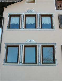 <b>Cornice finestre</b> -