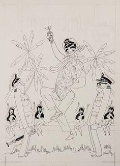 McHale's Navy Mchale's Navy, New York Journal, Ernest Borgnine, Tv Land, Caricatures, Favorite Tv Shows, Sailor, Tv Series, Funny Stuff