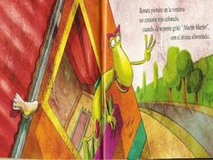 CUENTO INFANTIL: MARTÍN EL SAPO Painting, In Love, Short Stories, Painting Art, Paintings, Painted Canvas