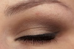 DIOR Golden Browns Makeup - Golden Jungle http://www.magi-mania.de/monokel-makeup-braun-schattiert-mit-dior-golden-browns/