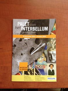 Paletvan het Interbellum Museum, Cover, Books, Art, Kunst, Art Background, Libros, Book, Performing Arts