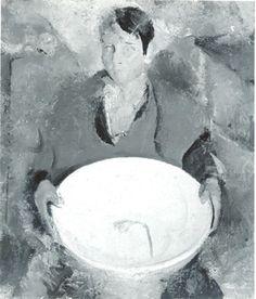 MFA Boston Boy With Bowl, 1915 (45)   Edwin Dickinson, 1891–1978