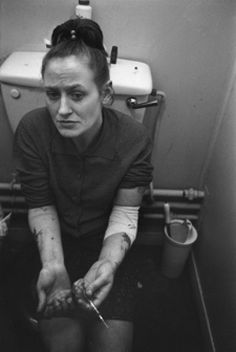 Mary Ellen Mark, was one of the most inspiring photographers. Description from…
