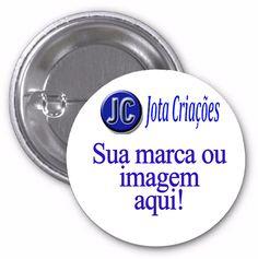 Botons Alfinete.Visite nossa loja www.jotacriacoes.com.
