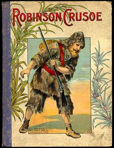 ROBINSON CRUSOE 1828 First Edition Uncommon by seasidecollectibles, $120.00