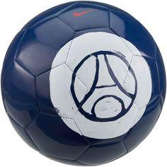 eda4368ad7af55 Paris Saint-Germain Nike Supporter s Soccer Ball - Navy -  24.99 Nike  Soccer Ball