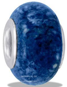 Da Vinci Beads Natural Stone Blue Turquoise