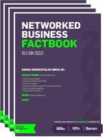 """Networked Business Factbook over sociale medier 2012 - udgivet af Social Semantic.  Lektier: 1. Find Factbook på Pinterest og orientér dig heri. 2. Find artikel om """"5 Social Media Tips"""" på Pinterest 3. Læs Peters bog til mindst side 105 4. Tweet med hashtag!"""