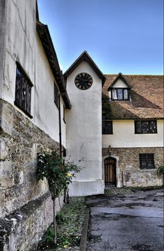 Aylesford (22) Set in the heart of Kent, England, The Friars - Aylesford Priory - is an ancient religious house of the Order of Carmelites dating back to the 13th Century. Over the centuries and now today The Friars has become for thousands of visitors a place of peace