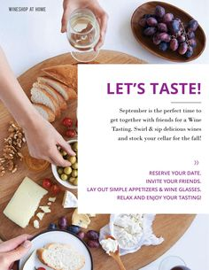 Book your Los Angeles area Wine Tasting here: https://www.wineshopathome.com/tastings/?rep=rivkakaminetzky