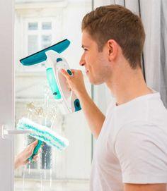 """Putzmuffeln droht die """"Rote Karte"""" - Vier Leifheit Dry&Clean Fenstersauger zu gewinnen! - femme.de"""
