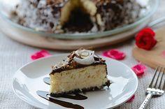 Prestígio Cheesecake